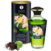 Shunga Organica Aphrodisiac Warming Oil - Exotic   Green Tea 3.5oz