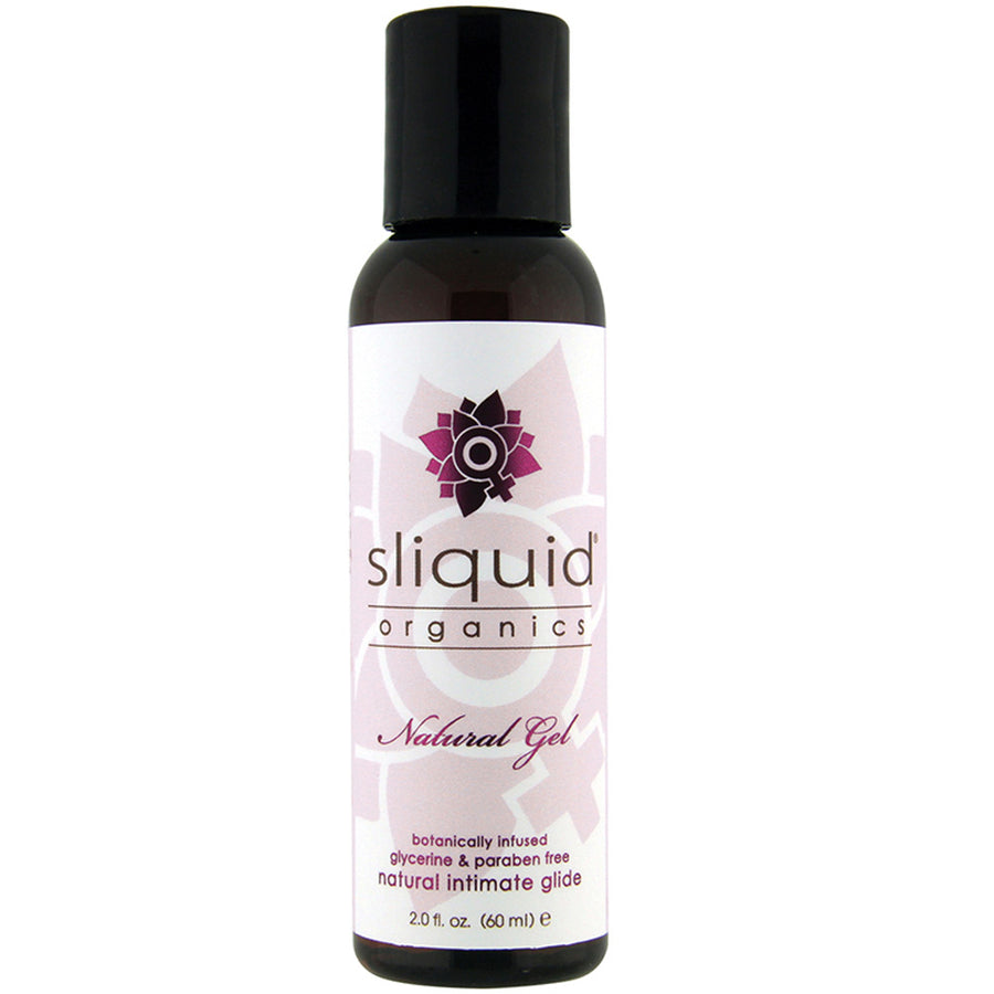 Sliquid Organics Intimate Glide  -Natural Gel 2oz