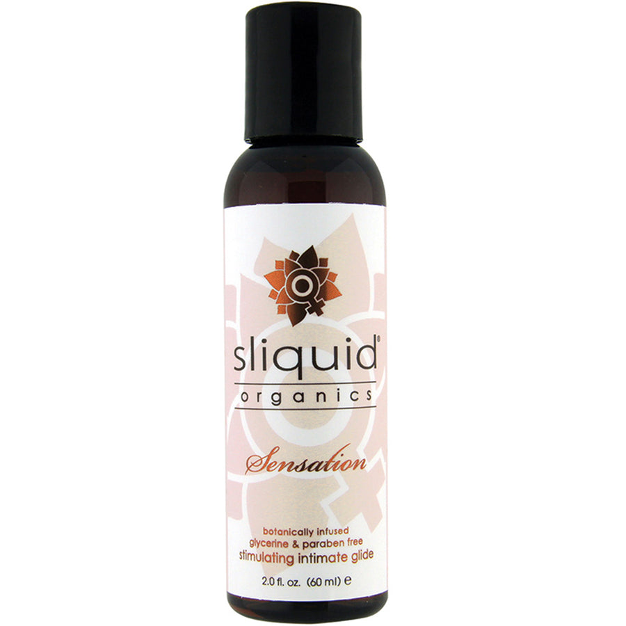 Sliquid Organics Intimate Glide - Sensation 2oz