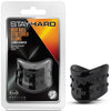 "Stay Hard Beef Ball Stretcher X Long - 1.5"" Black"