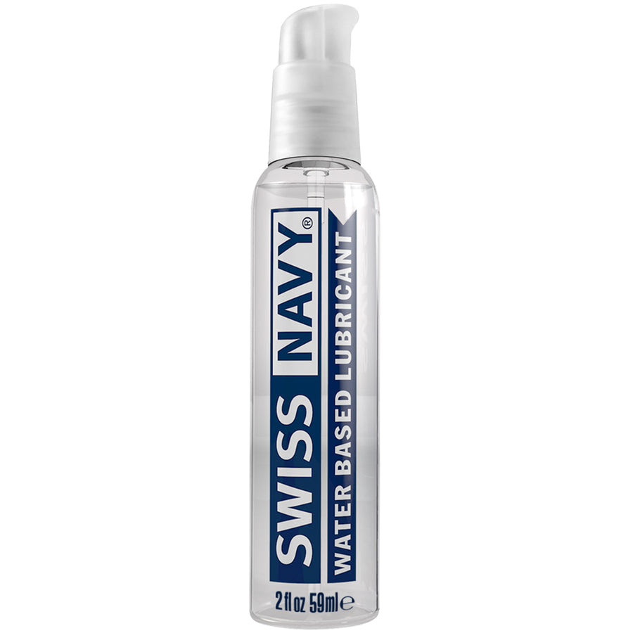 Swiss Navy Premium Water-Based Lube 2oz