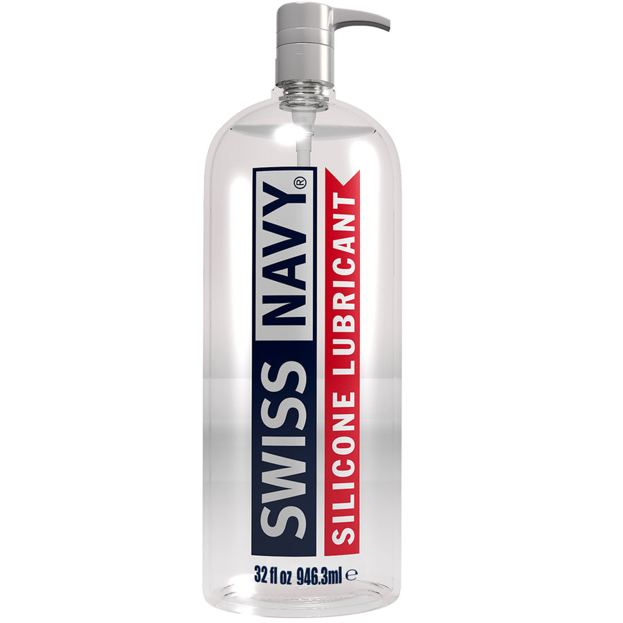 Swiss Navy Silicone Lube 32oz