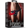 Temptasia Lovelace Harness w/Bullet Vibrator - Black