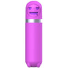 Electric Love Mini Bullet - Purple - Godfather Adult Sex and Pleasure Toys