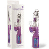 Rabbit Vibe Clear Insight-Vision Purple - Godfather Adult Sex and Pleasure Toys