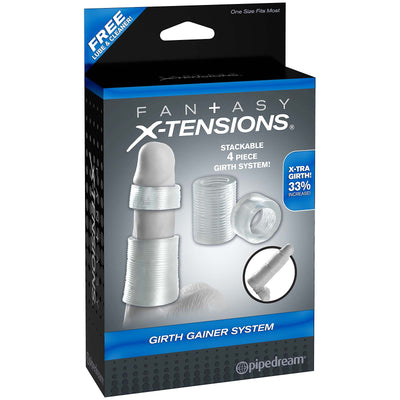 Fantasy X-tensions Girth Gainer System - Godfather Adult Sex and Pleasure Toys