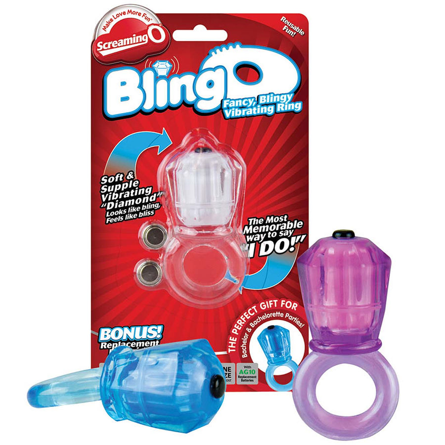 Screaming O Blingo - Godfather Adult Sex and Pleasure Toys