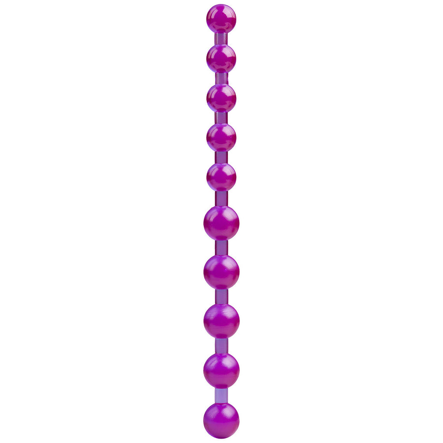 SpectraGels - Purple Anal Beads - Godfather Adult Sex and Pleasure Toys