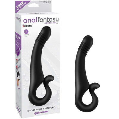 Anal Fantasy Collection P-Spot Massager - Godfather Adult Sex and Pleasure Toys