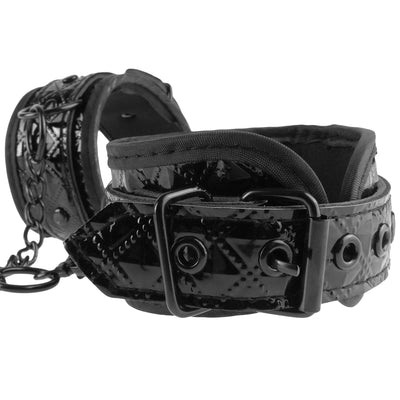 Fetish Fantasy Limited Edition Couture Cuffs - Godfather Adult Sex and Pleasure Toys