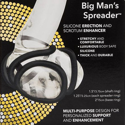 Big Man's Spreader - Godfather Adult Sex and Pleasure Toys