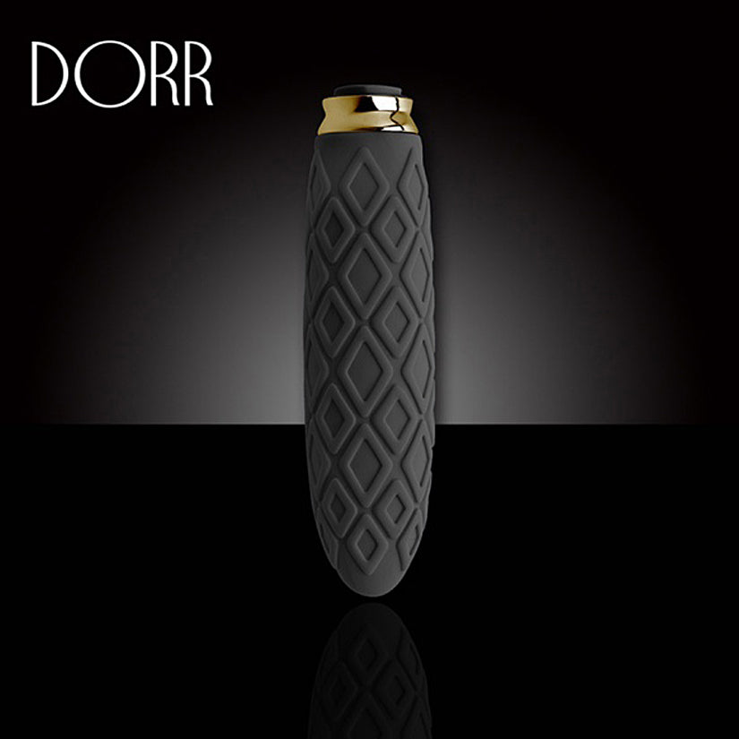 Dorr Foxy Diamond - Black - Godfather Adult Sex and Pleasure Toys
