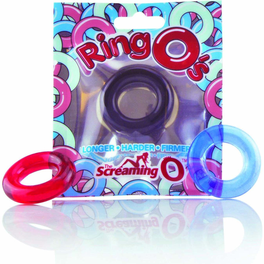 Screaming O Ring O's