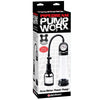Pump Worx Accu-Meter Power Pump - Godfather Adult Sex and Pleasure Toys