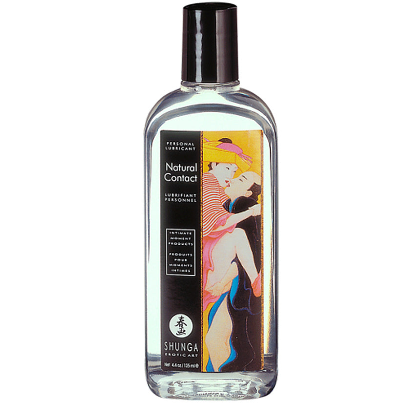 Shunga Natural Contact 4.4oz - Godfather Adult Sex and Pleasure Toys