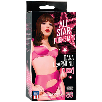 All Star Porn Stars Pocket Pals - Dana DeArmond - Godfather Adult Sex and Pleasure Toys
