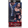 Scandal Corset With Cuffs - Godfather Adult Sex and Pleasure Toys