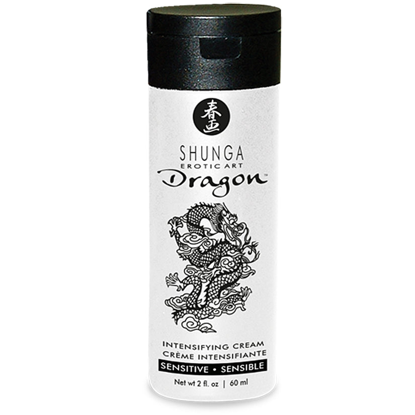 Shunga Dragon Sensitive  - 2oz