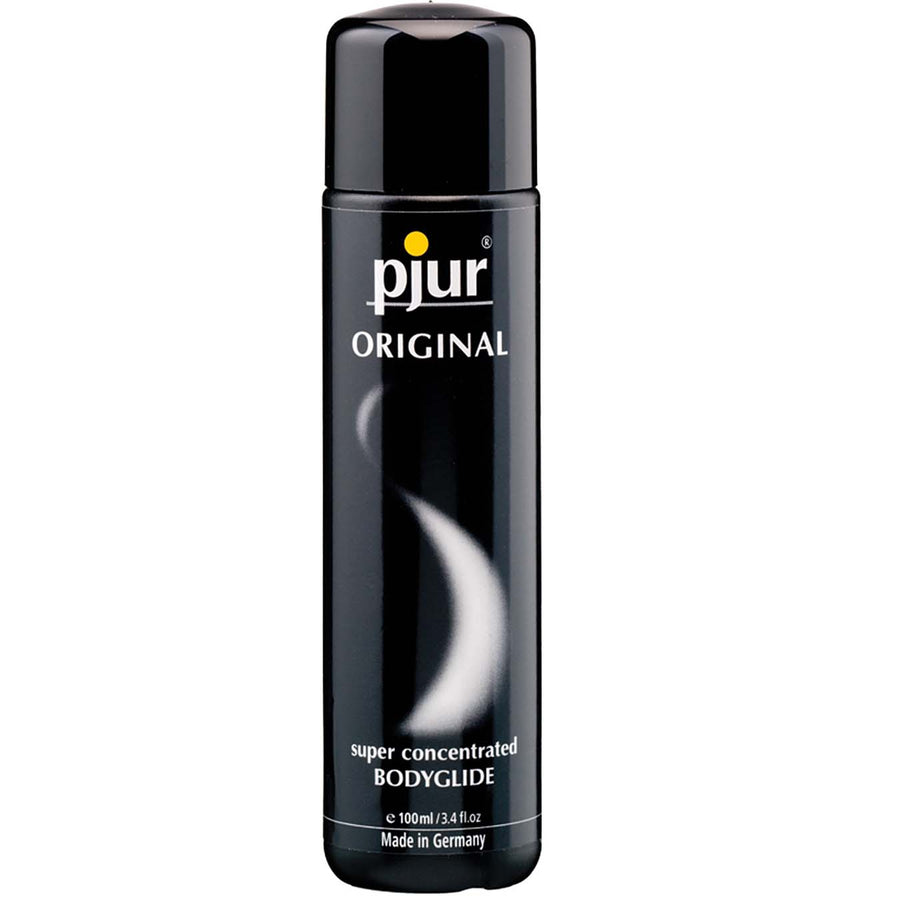 Pjur Original Bodyglide Silicone Lube 3.4oz - Godfather Adult Sex and Pleasure Toys