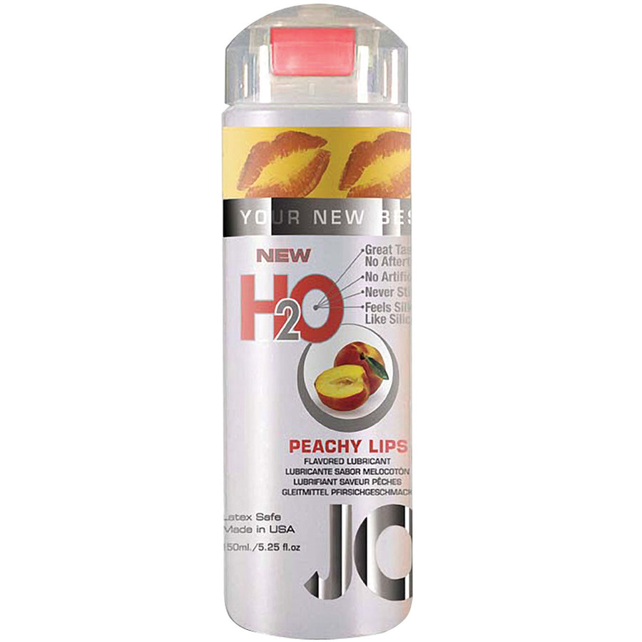 JO Flavored H2o-Peachy Lips 5.25