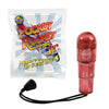 Pocket Rocket Jr. - Red - Godfather Adult Sex and Pleasure Toys