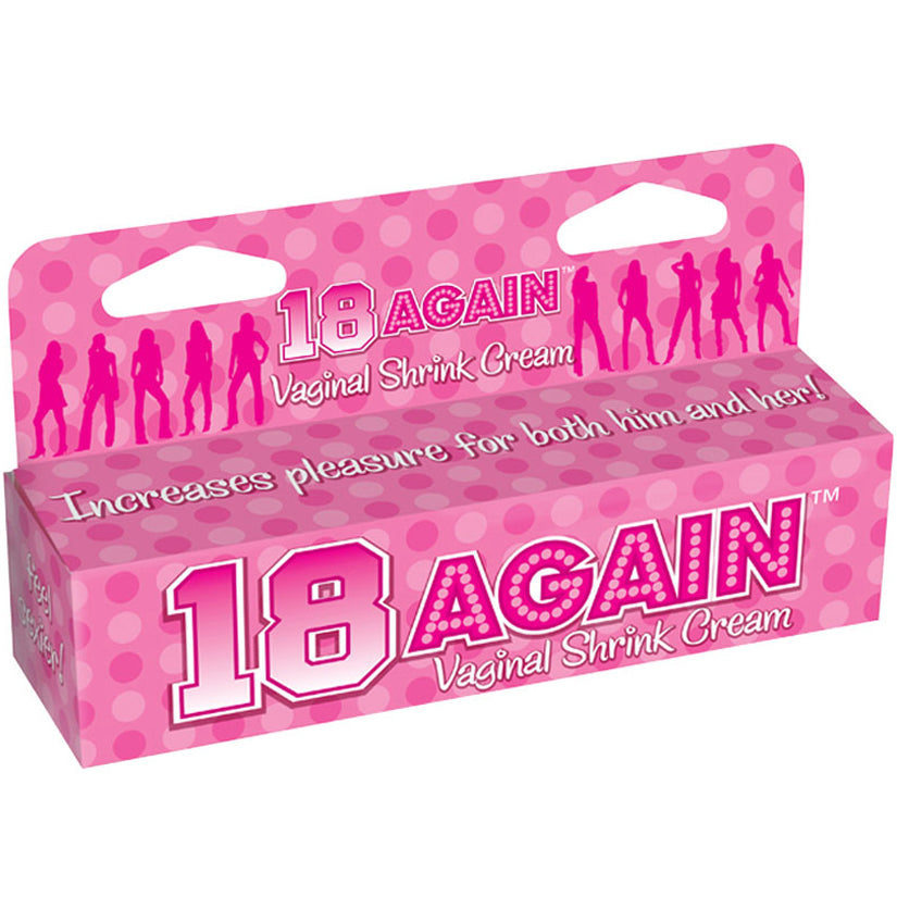 18 Again Vaginal Shrink Cream 1.5oz