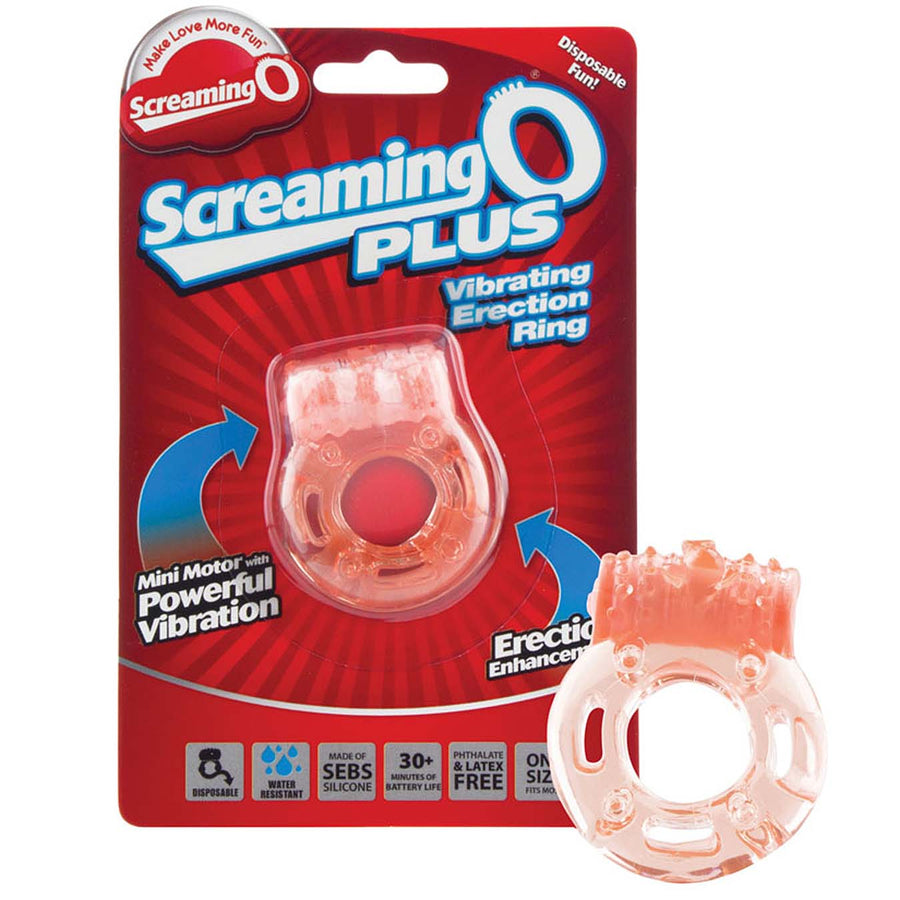 Screaming O Plus - Godfather Adult Sex and Pleasure Toys