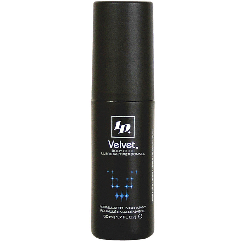 ID Velvet Silicone Lube 1.7oz - Godfather Adult Sex and Pleasure Toys