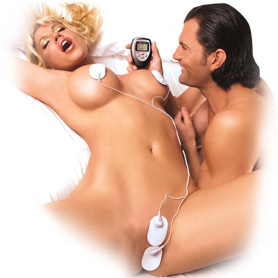 Fetish Fantasy Series Shock Therapy Kit - Godfather Adult Sex and Pleasure Toys