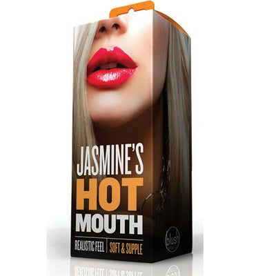 Jasmine's Hot Mouth - Godfather Adult Sex and Pleasure Toys