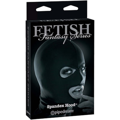 Fetish Fantasy Series Limited Edition Spandex Hood - Godfather Adult Sex and Pleasure Toys