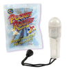 Pocket Rocket Jr. - Clear - Godfather Adult Sex and Pleasure Toys