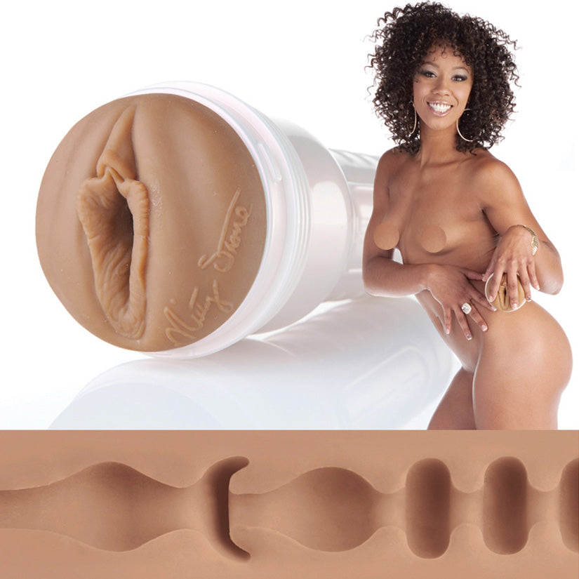 Fleshlight Girls Misty Stone - Lotus - Godfather Adult Sex and Pleasure Toys