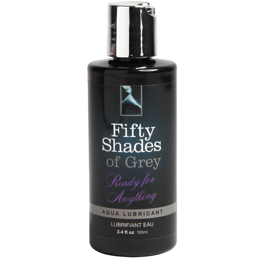 Fifty Shades of Grey Ready For Anything Aqua Lube 3.4oz