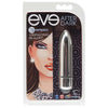 Eve After Dark Metallic Bullet - Shimmer (Silver) - Godfather Adult Sex and Pleasure Toys