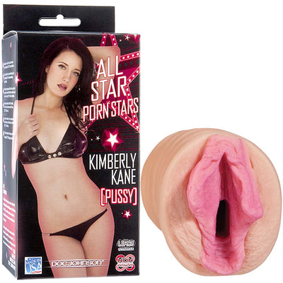 All Star Porn Stars Pocket Pals - Kimberly Kane - Godfather Adult Sex and Pleasure Toys
