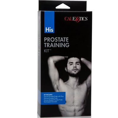 His Prostate Training Kit - Godfather Adult Sex and Pleasure Toys