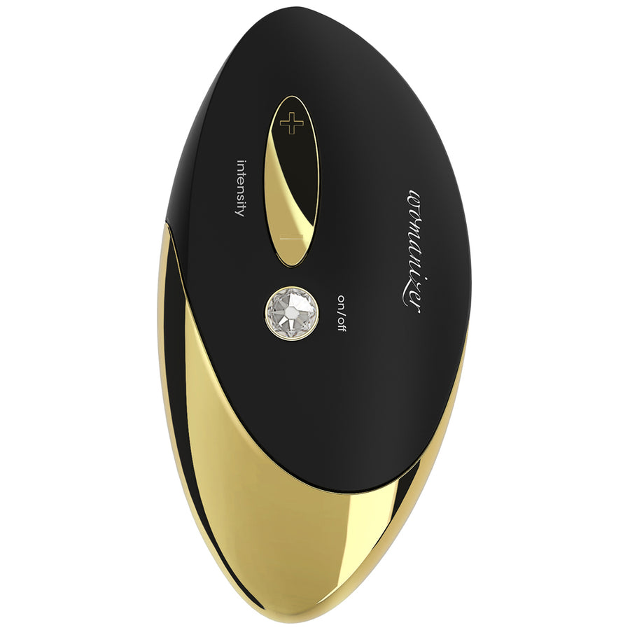 Womanizer W500 PRO Clitoral Stimulator 18ct Gold