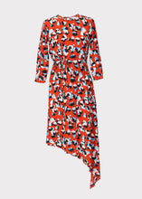 Azalea Dress in Animal Print