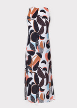 Thalia Dress in Abstract Floral Print