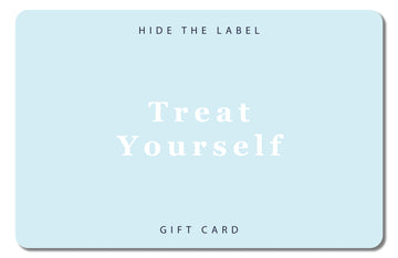 Hide The Label Gift Card