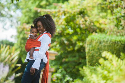 Everything you wanted to know about Babywearing with Slings and Wraps!
