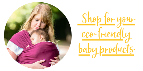 Buy your eco-friendly baby products here