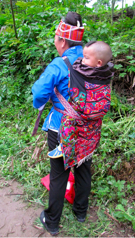 baby carriers from around the world