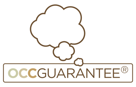OCC Guarantee, the very highest quality requirements in the textile industry at every phase of the production process, starting with the seeds