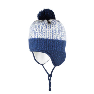 Pure Pure - Mütze Baby-Binde nautic blue - AURYN Shop