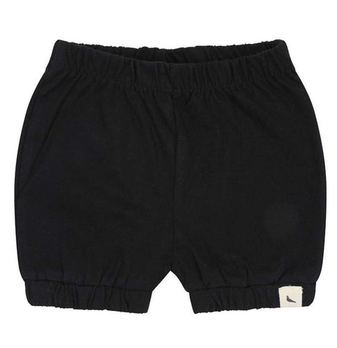 Turtledove London - Short Biobaumwolle schwarz - AURYN Shop