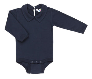 Joha - Body Kragen navy