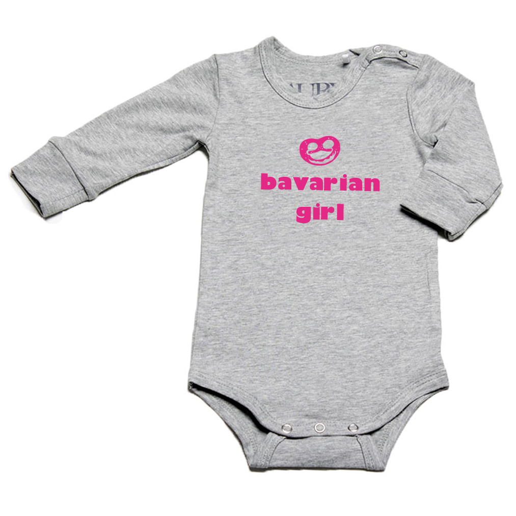 Auryn - Body grau bavarian girl pink - AURYN Shop