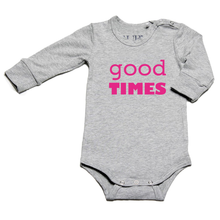 Auryn - Body grau GOOD TIMES pink - AURYN Shop